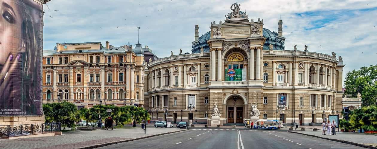 Car hire in Odessa