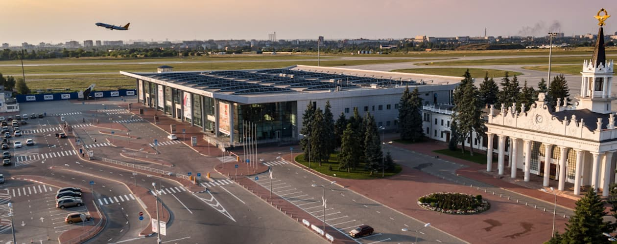 car rental in Kharkiv airport