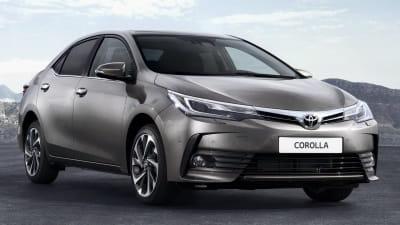 Toyota Corolla E17