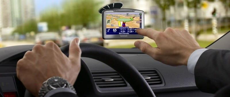 GPS на время аренды автомобиля