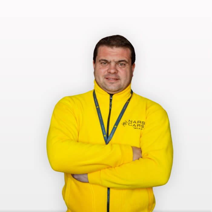 Роман - Менеджер по выдаче г. Харьков