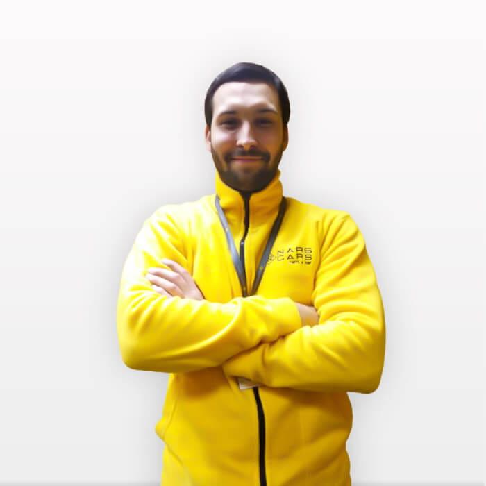 Андрей - Менеджер по выдаче г. Киев