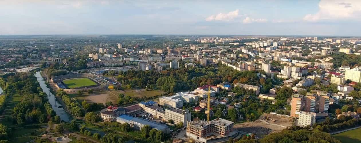 rent a car in Rivne