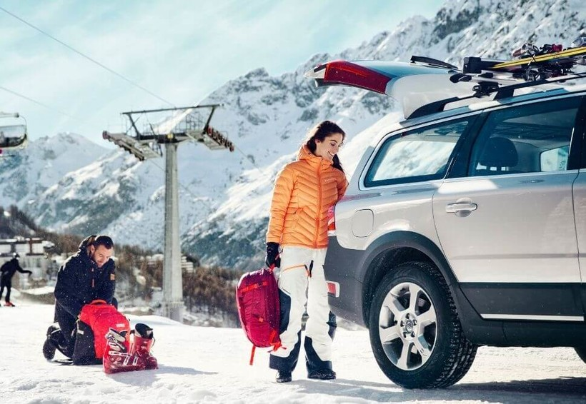 How to choose the right car rental in winter