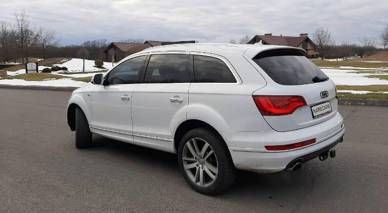 Прокат Audi Q7 фото 2