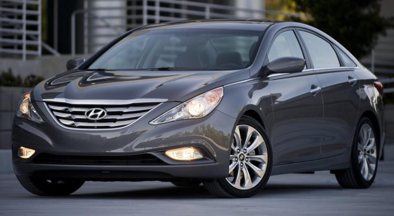 Прокат Hyundai Sonata фото 1