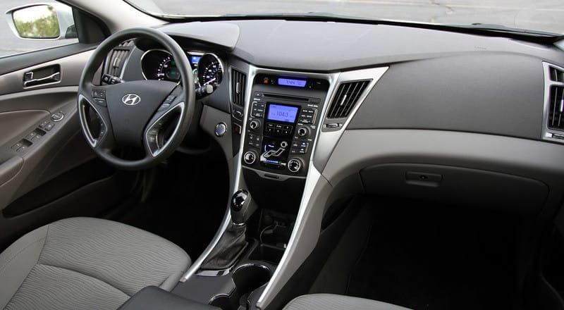 Прокат Hyundai Sonata фото 4