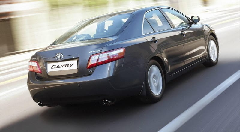 Прокат Toyota Camry 40 фото 4