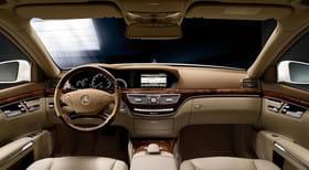 Mercedes S500 - зображення 4 - Narscars