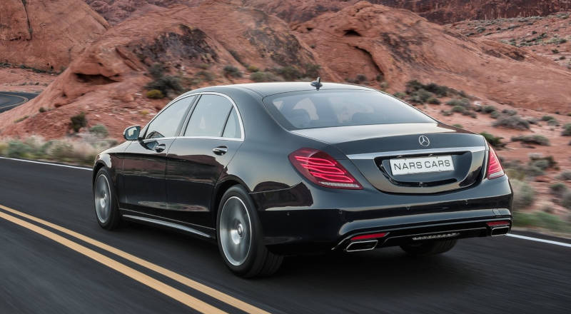 Rent Mercedes S500 photo 2