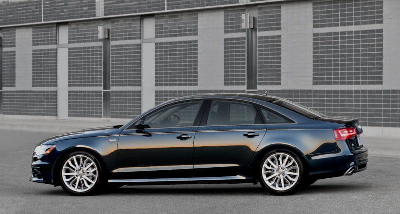 Rent Audi A6 photo 3