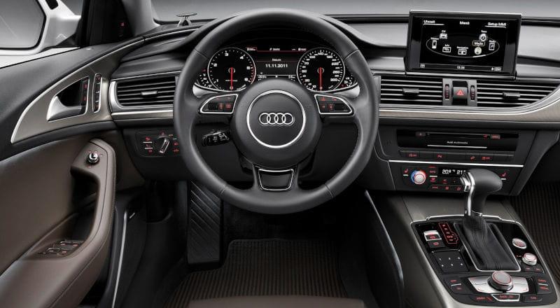 Rent Audi A6 photo 4