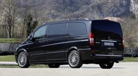 Mercedes Viano - изображение 3 - Narscars