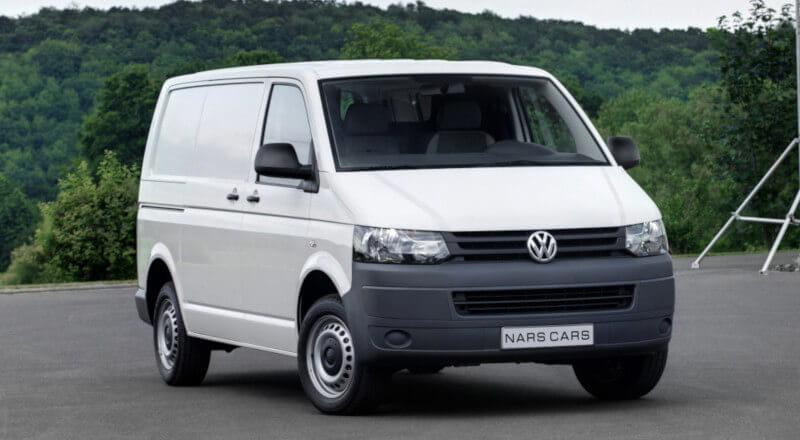 Прокат Volkswagen Transporter T5 фото 1