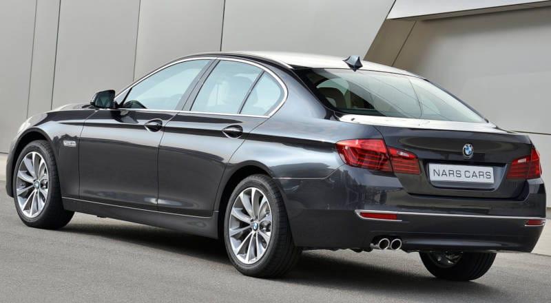 Прокат BMW 520 фото 2