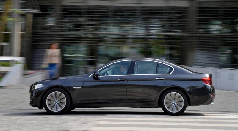 Прокат BMW 520 фото 3