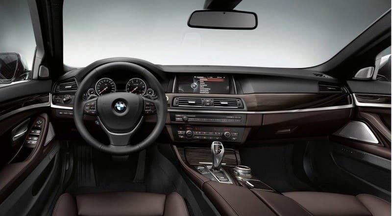 Прокат BMW 520 фото 4