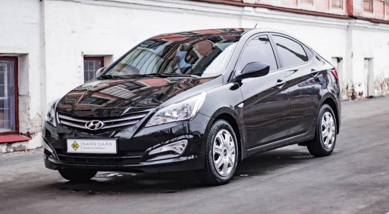 Прокат Hyundai Accent  фото 1