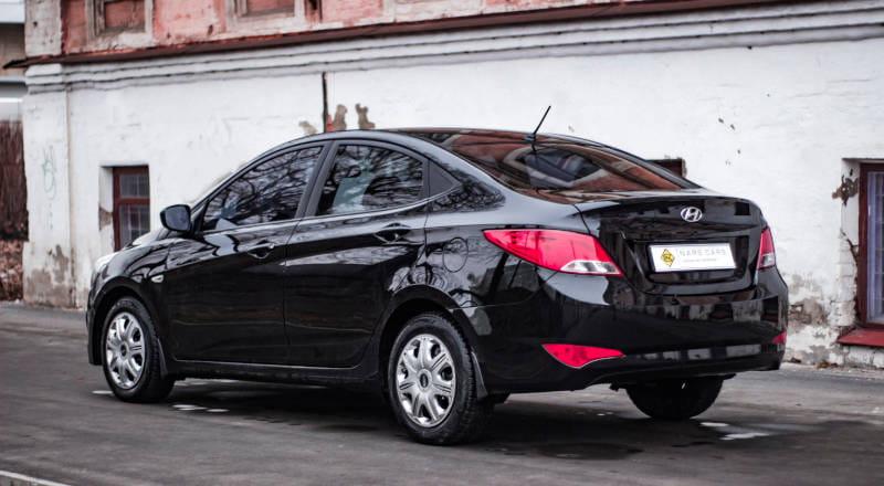 Прокат Hyundai Accent  фото 2