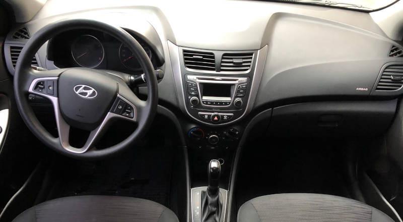 Прокат Hyundai Accent  фото 4