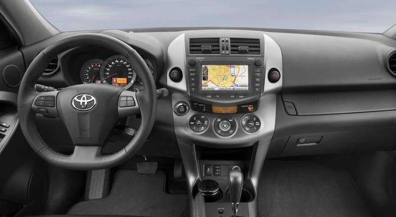 Прокат Toyota RAV фото 2