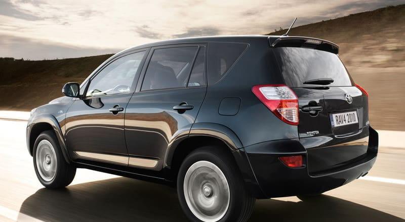 Прокат Toyota RAV фото 3