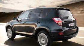 Toyota RAV - изображение 3 - Narscars
