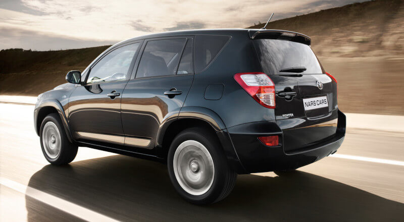 Rent Toyota RAV photo 2