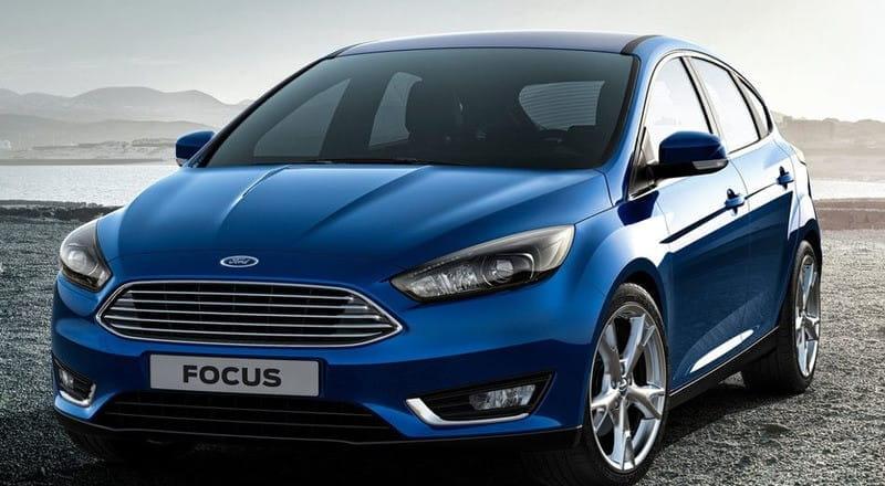 Прокат Ford Focus фото 2