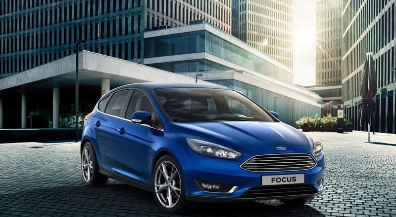 Прокат Ford Focus фото 3