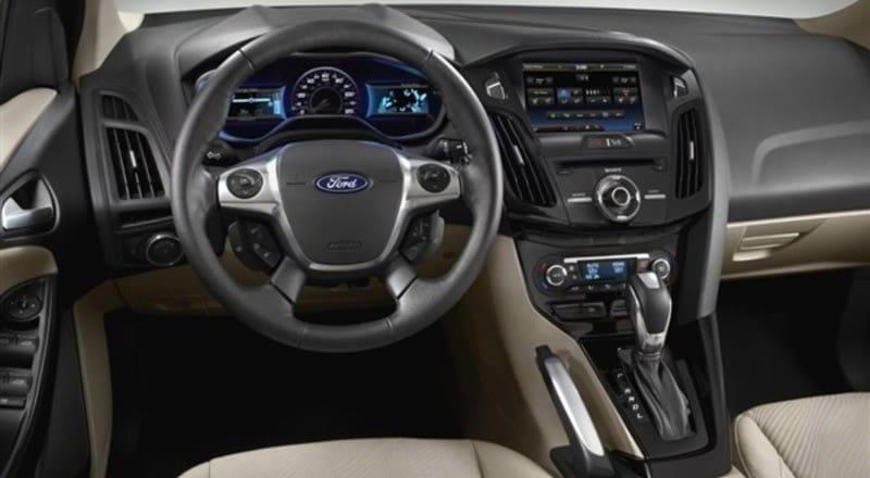 Прокат Ford Focus фото 4