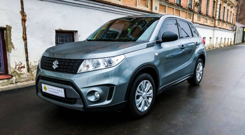 Rent Suzuki Vitara photo 1