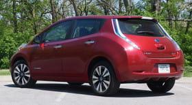 Nissan Leaf  - зображення 2 - Narscars