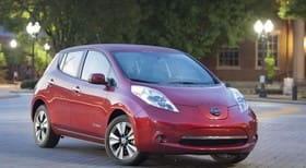 Nissan Leaf  - зображення 1 - Narscars