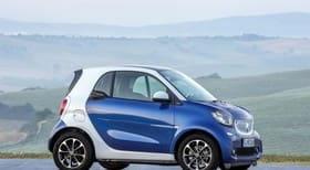 Smart Fortwo - image 3 - Narscars