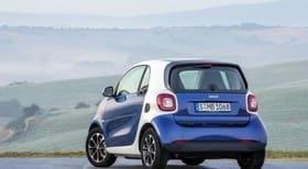 Smart Fortwo - image 4 - Narscars