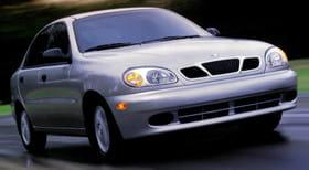 Daewoo Lanos - image 1 - Narscars