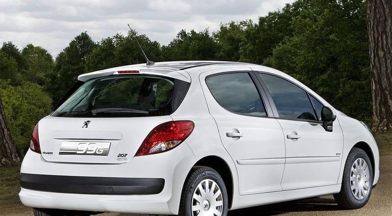 Прокат Peugeot 207 фото 2