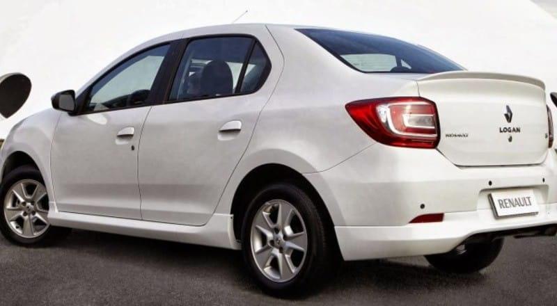 Прокат Renault Logan фото 1
