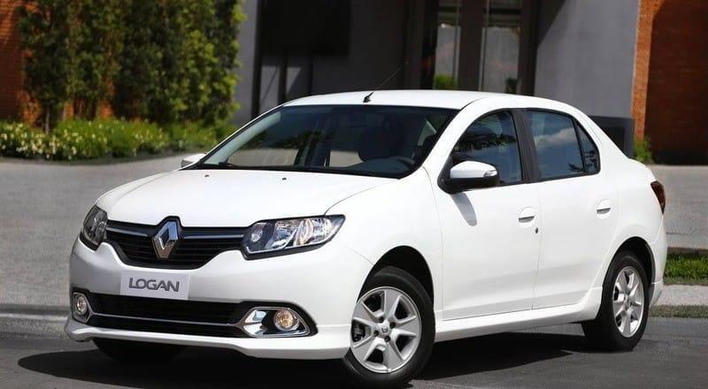 Прокат Renault Logan фото 2