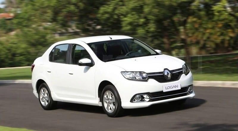 Прокат Renault Logan фото 3