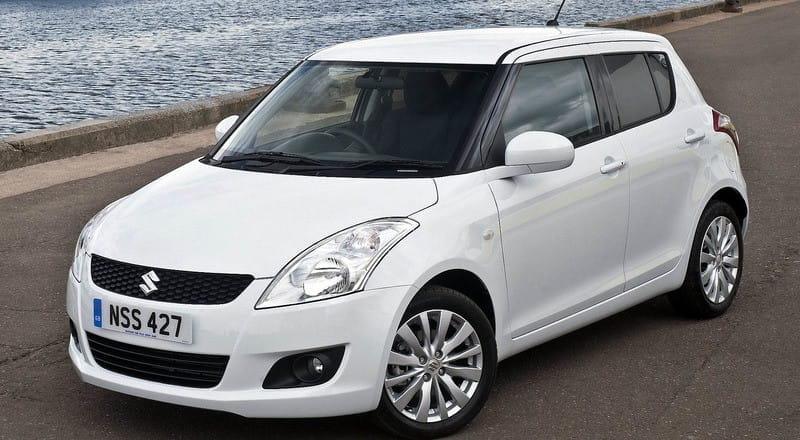 Прокат Suzuki Swift фото 1