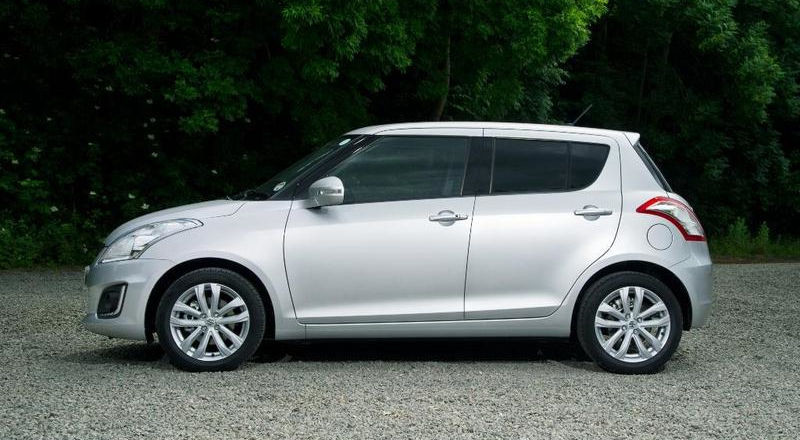 Прокат Suzuki Swift фото 3