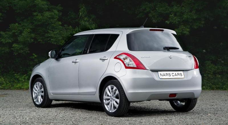 Прокат Suzuki Swift фото 2
