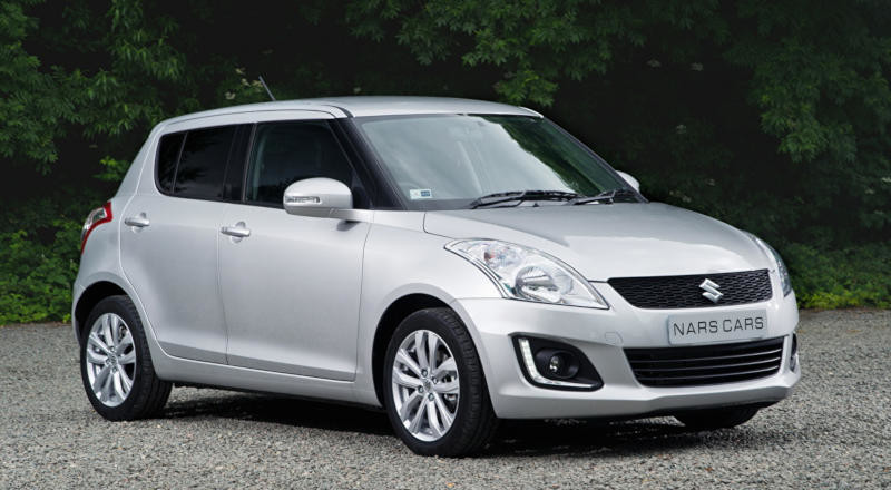 Rent Suzuki Swift photo 1