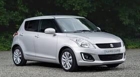 Suzuki Swift - изображение 1 - Narscars