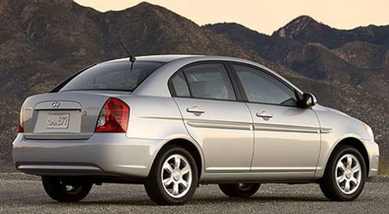Прокат Hyundai Accent MC фото 2