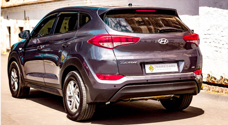 Rent Hyundai Tucson photo 2