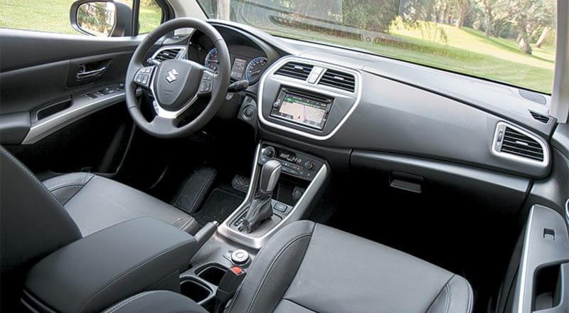 Прокат Suzuki SX4 фото 4