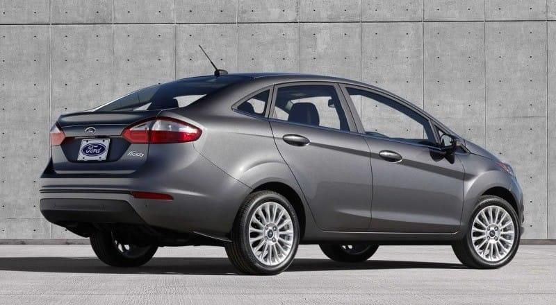 Прокат Ford Fiesta Sedan фото 2